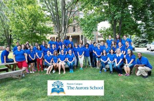 Aurora Staff Photo