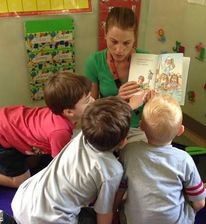 Danielle Everhart, Lead Kindergarten Teacher, Open Door Learning Center