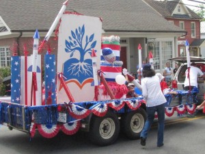Paxton float