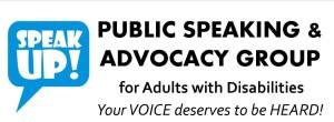 speak up! logo