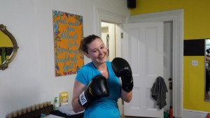 Jordan boxing