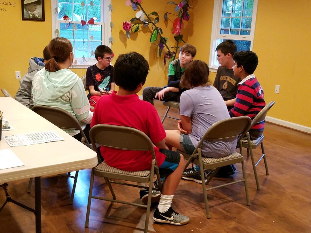 Social Skills Groups in Leesburg, Virginia